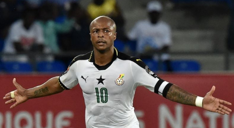Today In History: Andre Ayew named Black Stars skipper