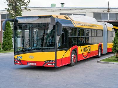 W 2017 r. autobusy elektryczne w Polsce kupiły m.in. Kraków, Warszawa i Jaworzno