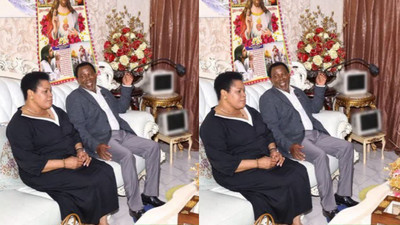 """""""I miss living life with you; celebrate with angels"""" - T.B Joshua's wife marks his birthday"""