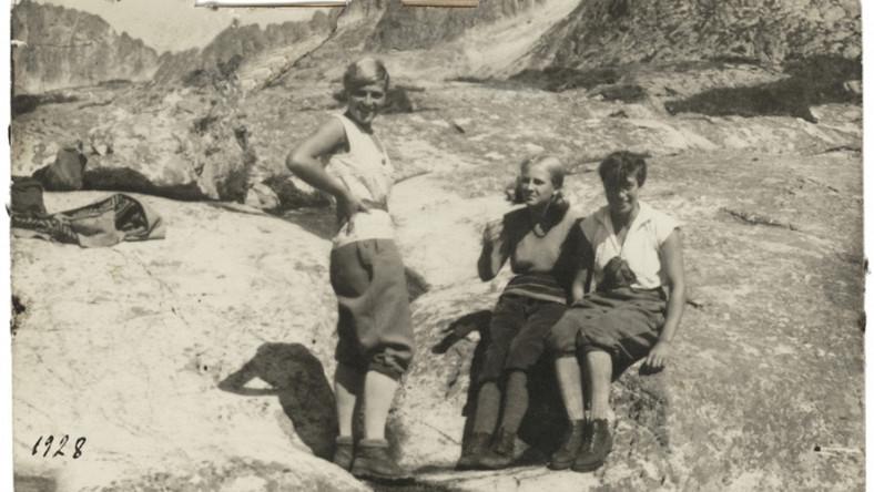 Siostry Skotnicówny Zginęły Na Zamarłej Turni 90 Lat Temu