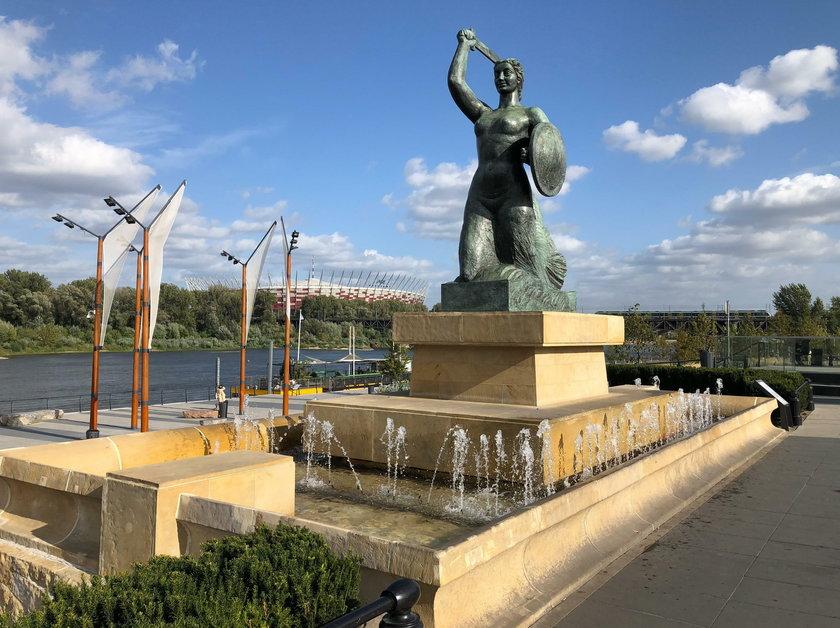 Symbol Warszawy