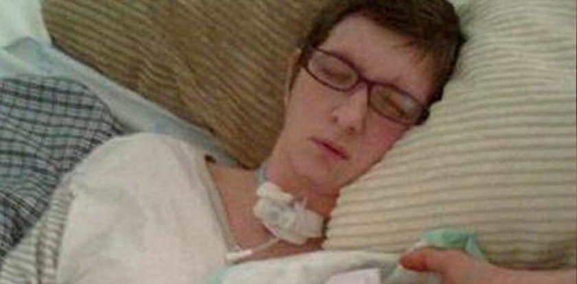 Urodziła w śpiączce synka, potem wydarzył się cud