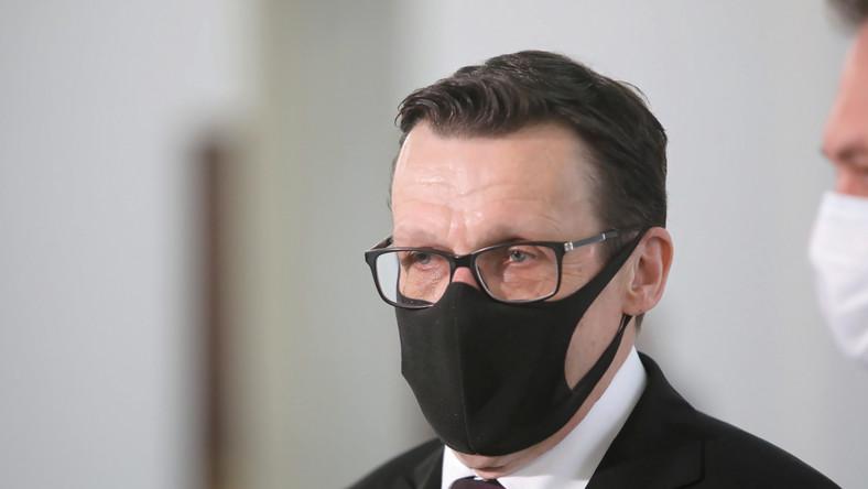 Poseł PiS Marek Ast