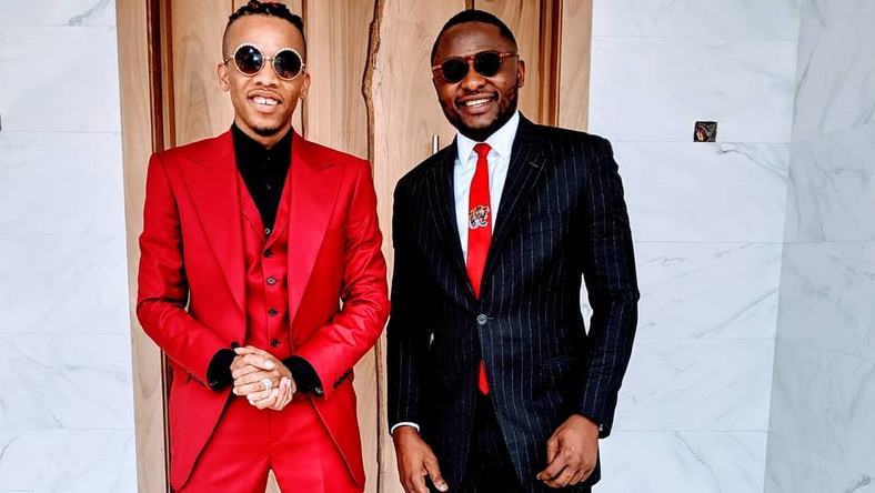 Tekno leaves Ubi Franklin's MMMG, joins Cartel Music. (Instagram/UbiFranklintriplemg)