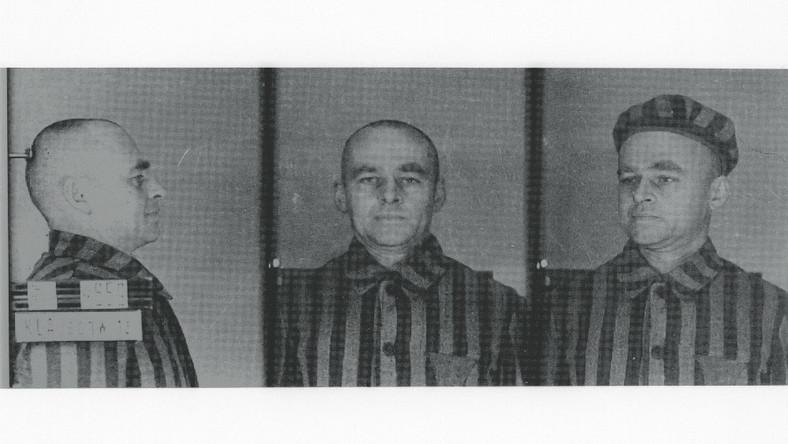 Witold Pilecki, więzień KL Auschwitz nr 4859