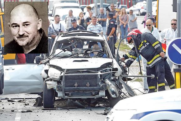19. jul 2018. Autokomanda: Ubijen Siniša Milić Boske