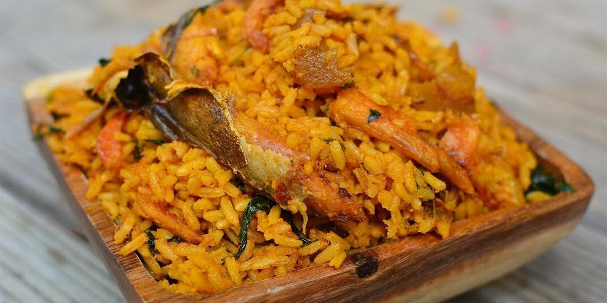 DIY Recipes: How to make Palm oil Jollof rice