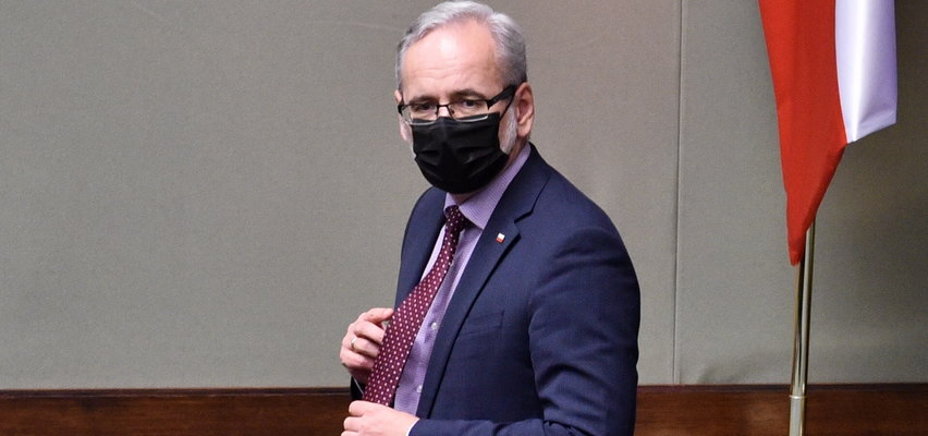 Koszmar Niedzielskiego. Minister zdrowia stracił cierpliwość