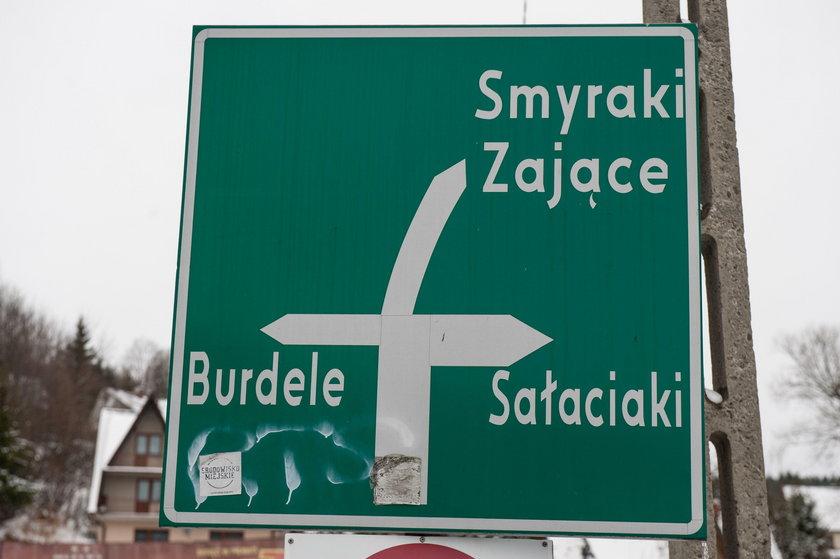 """Nie chcemy mieszkać w """"Burdelach""""!"""