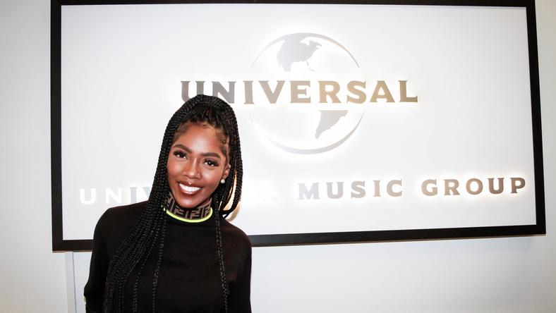 Tiwa Savage has signed a new deal with Universal Music Group after her 7-year record deal with Mavins ended. [Ashley Eberbach]