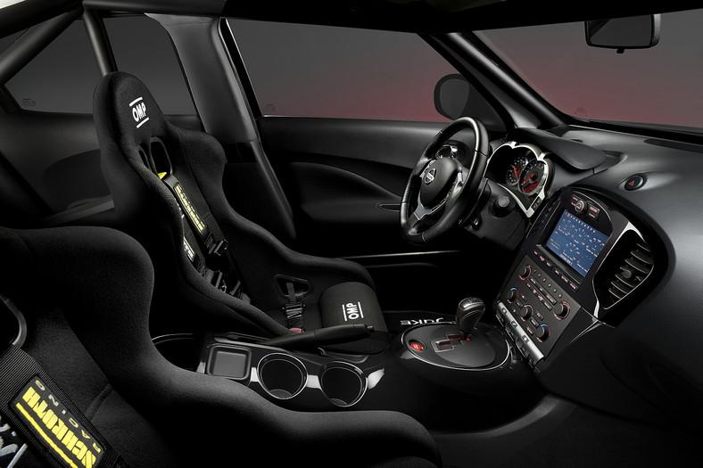 Nissan juke-R gotowy do testów na torze