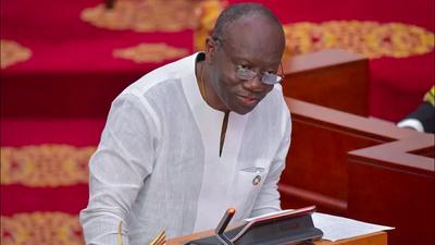 Ghana's total debt stock hits GH¢334.6 billion