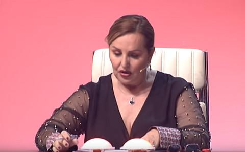 Ana Bekuta na ivici suza: Ćerka pokojne pevačice se pojavila u Zvezdama Granda!