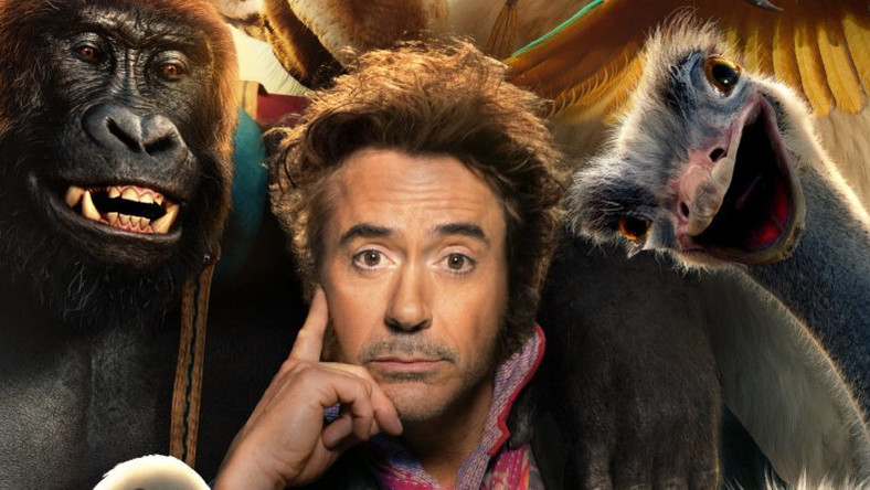 "Robert Downey Jr. jako ""Doktor Dolittle"""