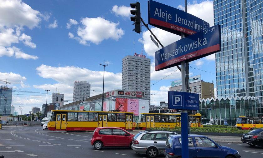 Przetarg na nowe Rondo Dmowskiego - rozstrzygnięty