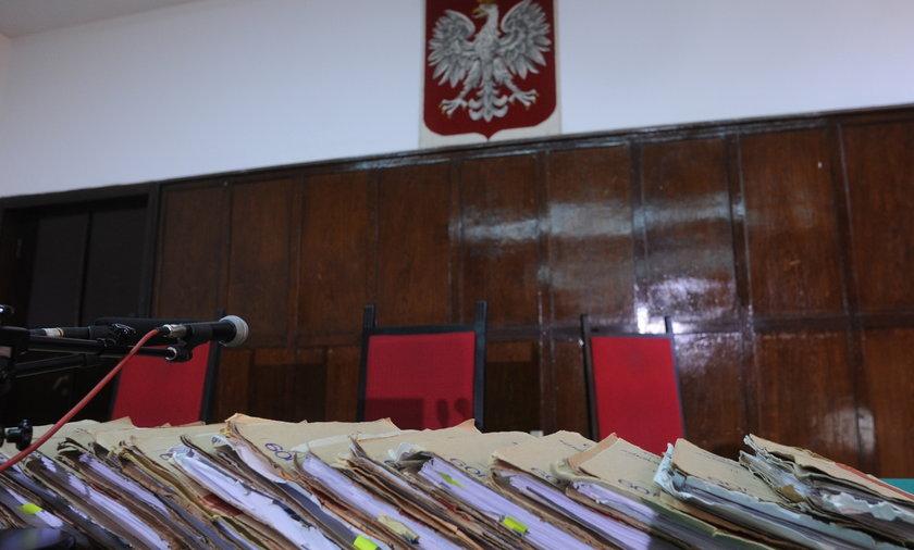 sąd ilustracja