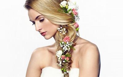 Fryzury ślubne 2015 Długie Włosy