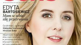 Edyta Bartosiewicz ofiarą grafików
