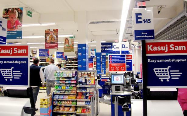 22 września w Warszawie zostanie otwarty pierwszy w pełni samoobsługowy supermarket sieci Tesco, fot. Materiały prasowe