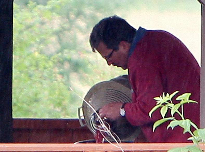 Marszałek Komorowski pędzi własne wino