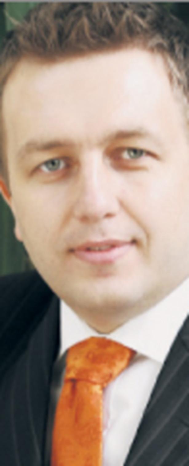 Piotr Trębicki, radca prawny, szef zespołu zamówień publicznych w Kancelarii Gessel w Warszawie