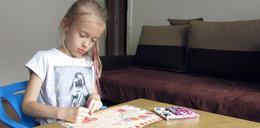 Mała Zuzia prosi o pomoc dla matki