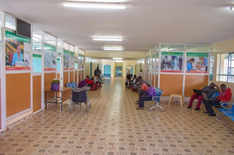 State of Kerugoya County Referral Hospital after Governor Anne Waiguru moved in swiftly to sort out the mess