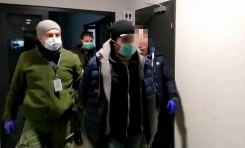 Wysłał maila, że podłożył bomby w trzech szpitalach. 38-latek kłamał