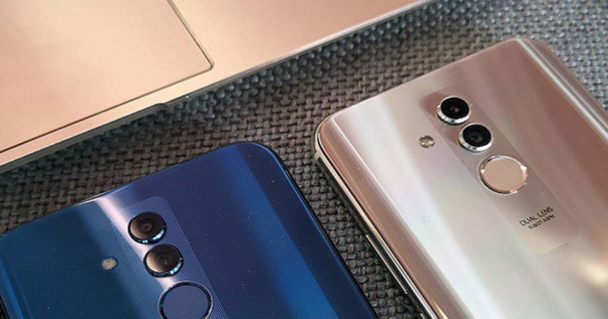 Test Huawei Mate 20 Lite Nowa Stylistyka Nowy Chipset I
