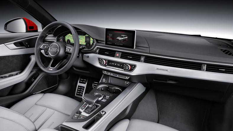 Wcześniej Alfa Romeo odsłoniła nową giulię. Teraz Audi chwali się efektem prac inżynierów z Ingolstadt. Oba samochody będą grać w tej samej lidze - będą ze sobą rywalizować o względy kierowców. Alfa giulia stawia na emocje, powrót do korzeni i technikę Ferrari - w tym 510-konny silnik i napęd na tył. Czym nowe audi A4 chce przekonać do siebie?