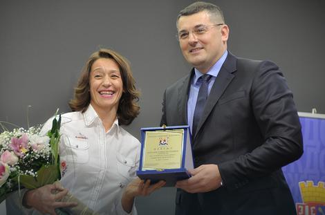 Plaketa Tanji Petrović
