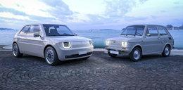 Kultowy Fiat 126p w nowej odsłonie! Robi wrażenie