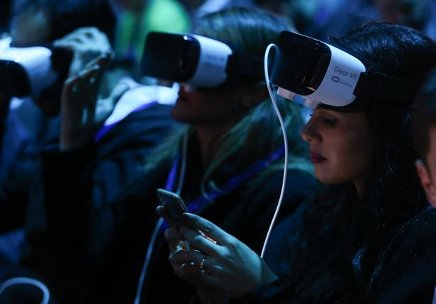 Okulary do wirtualnej rzeczywistości
