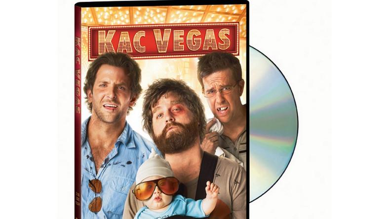 Kac Vegas najlepiej sprzedaje się na DVD