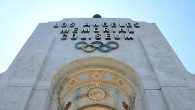LA say 'focused' on 2024 after reported 2028 deal