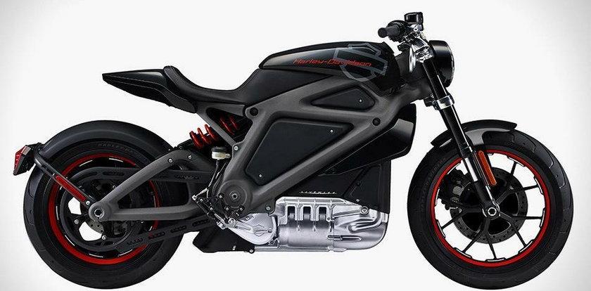 To koniec Harleya Davidsona?