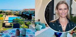 Paulina Młynarska sprzedaje mieszkanie na Krecie. Wnętrze przytulne, widoki bajkowe, a cena…