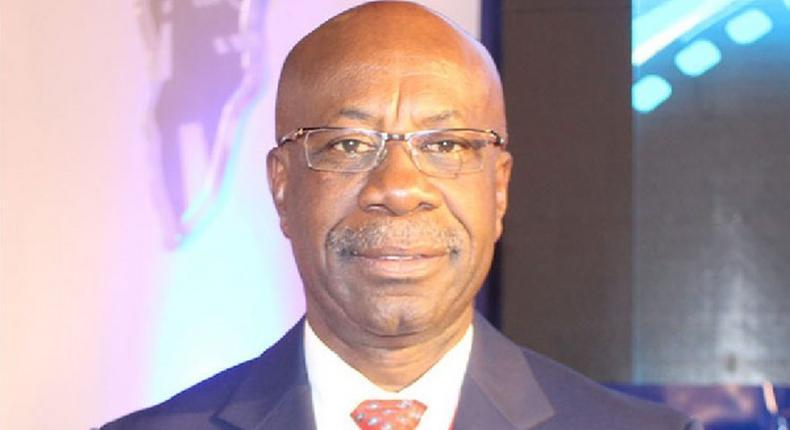 Managing Director of the Ghana Airport Company Limited, Mr John Dekyem Attafuah