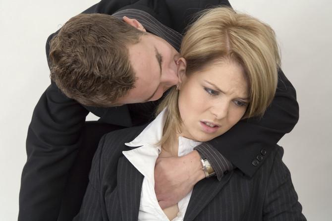 Seksualno uznemiravanje kao oblik seksualnog nasilja