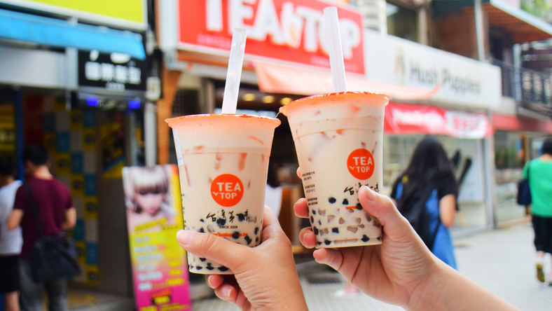 Co to jest bubble tea - bąbelkowa herbata?
