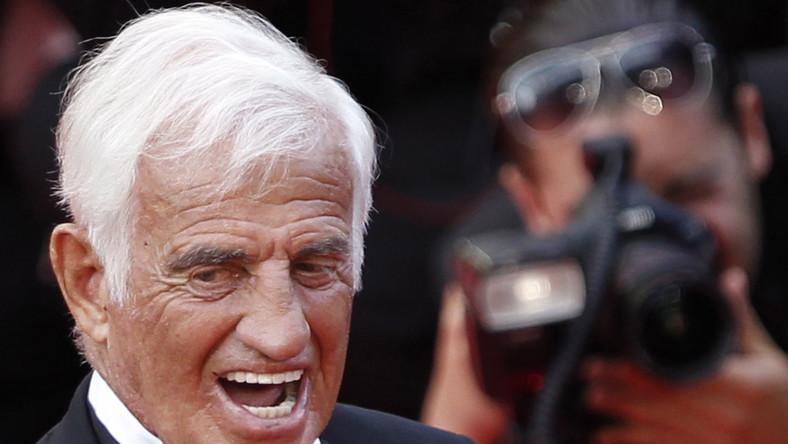 Jean-Paul Belmondo w Cannes