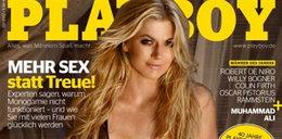 "Aktorka-windsurferka w ""Playboyu"""