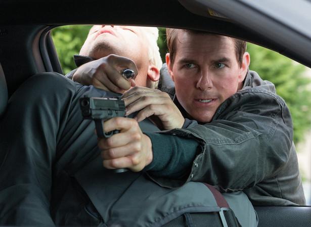 Tom Cruise jako filmowy Jack Reacher