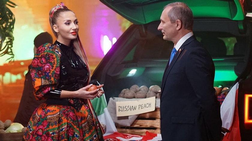 """Cleo do udziału w teledysku do piosenki """"Polskie Mexico"""" zaprosiła Władimira Putina. A raczej aktora ucharakteryzowanego na przywódcę Rosji"""