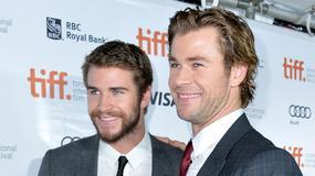 Chris i Liam Hemsworth rywalizują ze sobą od zawsze