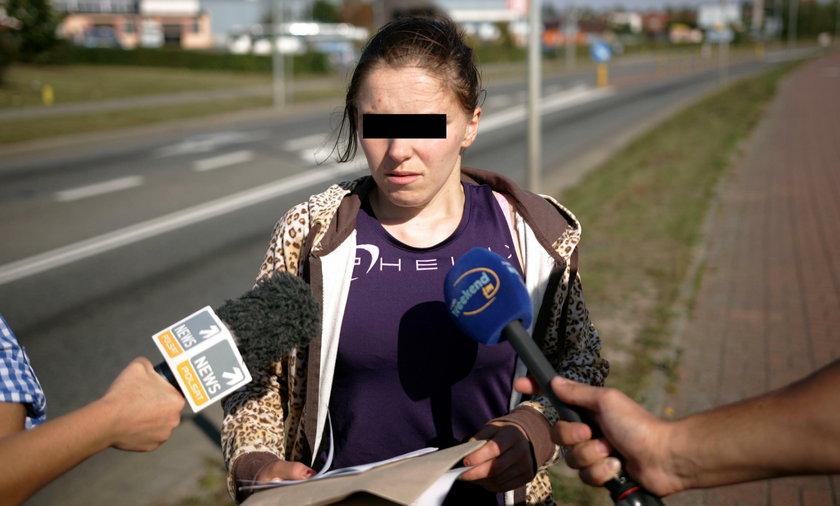 Anna K. (24 l.) zostawiła córeczkę na całą noc w lesie. Jest akt oskarżenia