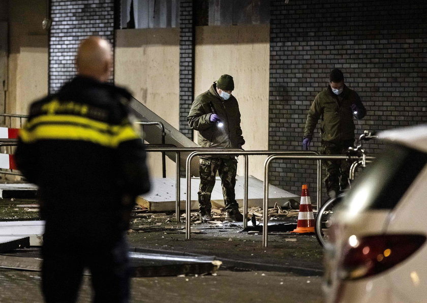 Kolejna eksplozja w sklepie z polskimi produktami! Znów zaatakowano ten sam market