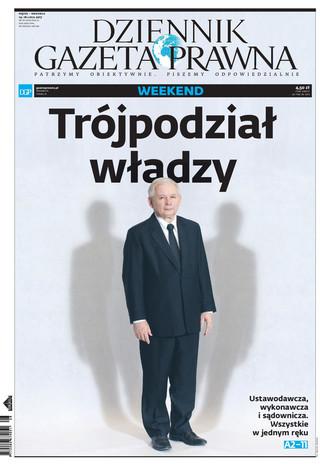 DGP ze statuetką Grand Front 2017 za trójpodział władzy według Kaczyńskiego