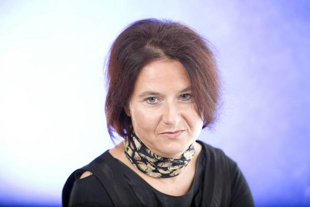 Beata Lisowska, dziennikarz Gazety Prawnej