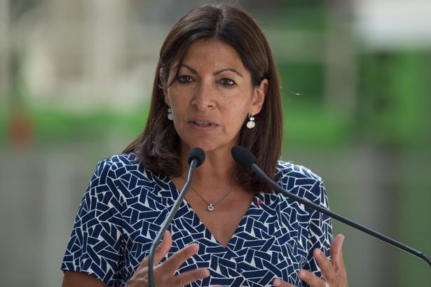 Anna Hidalgo, mer Paryża